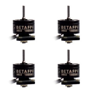 Motores Brushless 0603 19000KV 1S