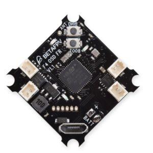 F4 Brushed Flight Controller (FrSky FCC)